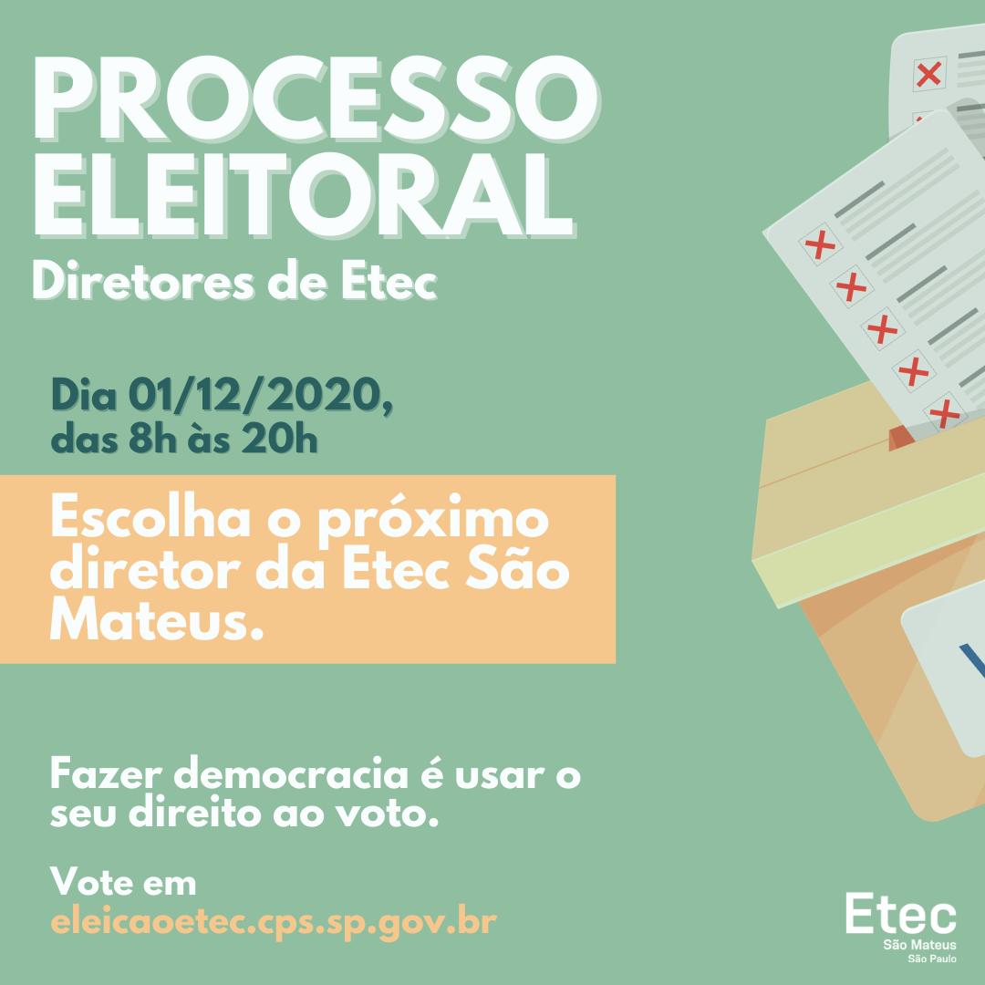 PROCESSO ELEITORAL (2)